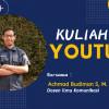 Achmad Budiman Sudarsono, S.Sos., MI.Kom. boediman